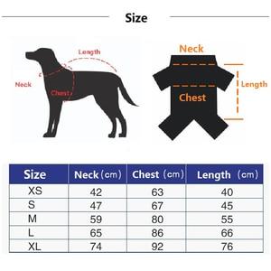 Image 5 - Hond Jas Waterdicht Reflecterende Grote Hond Jas Winter Warm Fleece Pet Jas Verdikking Hond Kleding voor Dierbenodigdheden