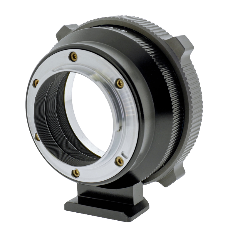 Image 5 - PEIPRO PL E Lens adapter for PL Cinema lens to SONY E Mount Camera MF adapter ring for A7R3 A7R4 A7R IVLens Adapter   -