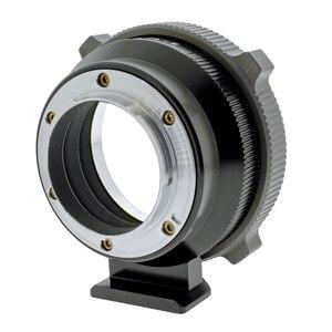Image 5 - PEIPRO PL E adattatore per Lenti per PL Cinema Lens per SONY E Mount Fotocamera MF anello adattatore per A7R3 A7R4 A7R IV