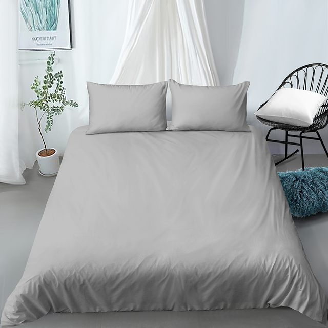 Pure Bedding Set Grey