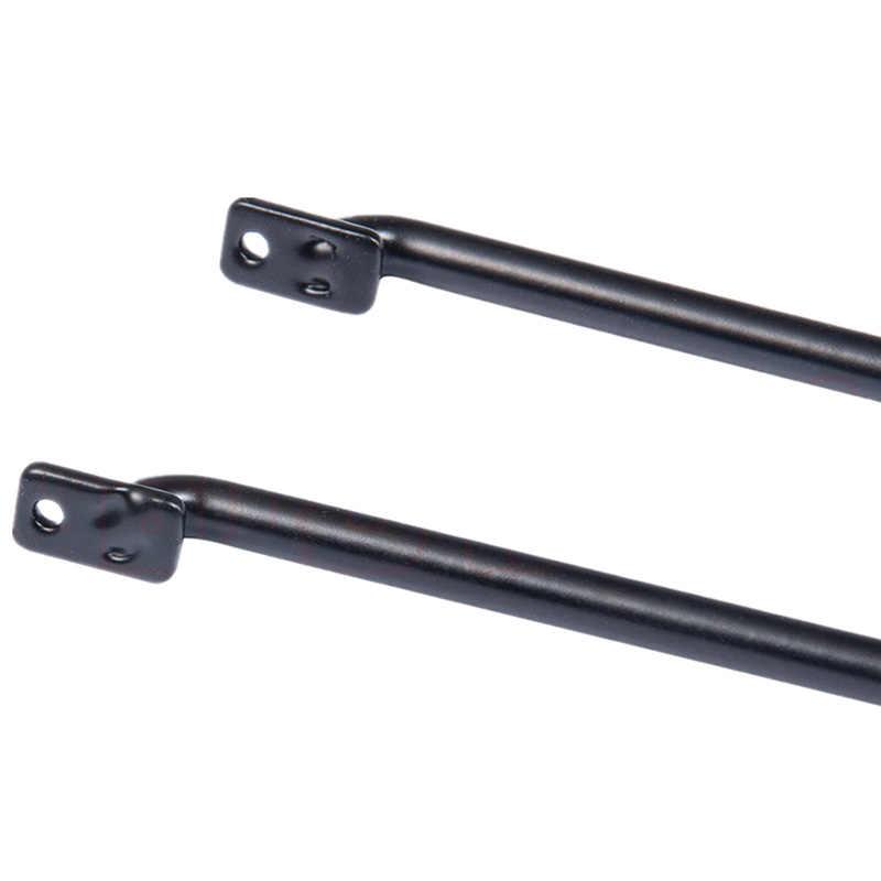 2PCS ความยาวโลหะเปลือก Handrail สำหรับ 1/10 RC Crawler TRX-4 TRX4 Axial SCX10 90046 D90 D110