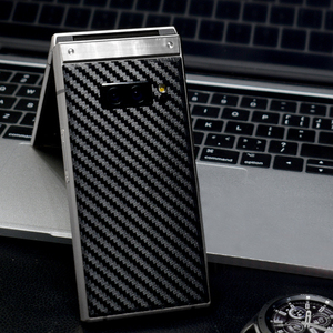 3D Carbon Fiber Skins Protective Film Wrap Skin Phone Back Sticker For SAMSUNG Galaxy W2016 W2017 W2018 W2019 Paste Sticker Film