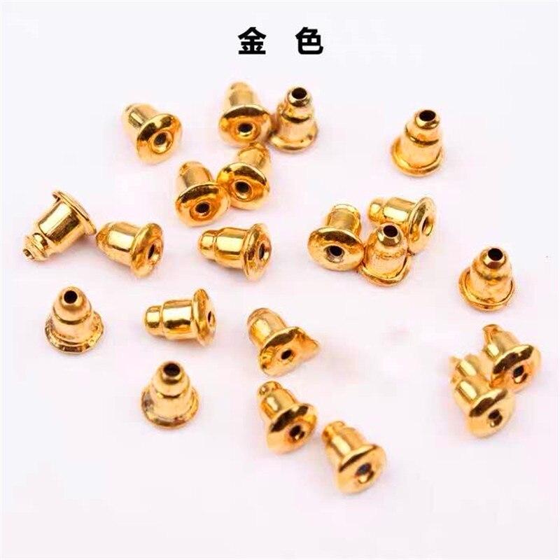 DIY Accessories Plastic Ear Plug Earplug Earplug Back Earplug Cap Plug Warhead/earplug