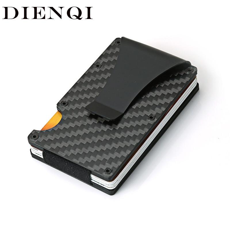 DIENQI Carbon Fiber Card…