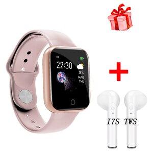 Новые I5 женские водонепроницаемые умные часы P70 P68 Bluetooth умные часы для Apple IPhone Xiaomi монитор сердечного ритма фитнес-трекер D20