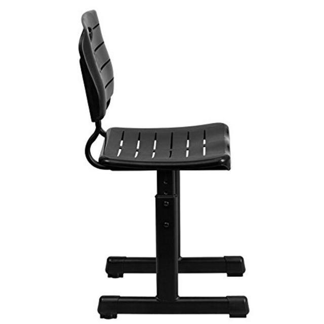 Adjustable Student Desk Chair Set  4