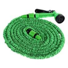 25/50FT Erweiterbar Garten Schlauch Flexible Garten Wasser Schlauch für Auto Schlauch Rohr Bewässerung Bewässerung Schlauch Mit Spritzpistole