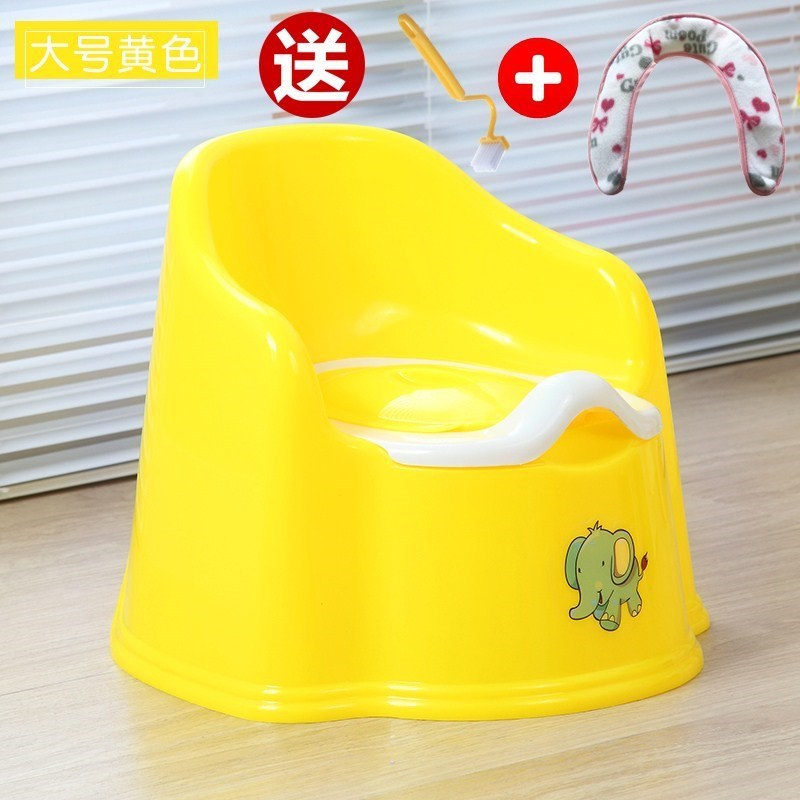 Extra Large Men And Women Baby Toilet CHILDREN'S Toilet Infant Kids Potty 3-5-6-7-8-9-Year-Old Plus-sized
