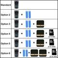 Водонепроницаемый дверной звонок Камера B30 WI-FI видео-дверной звонок 720P Smart Ночное видение ИК IP Камера батарейное питание или 8 v-24 v зарядное у...