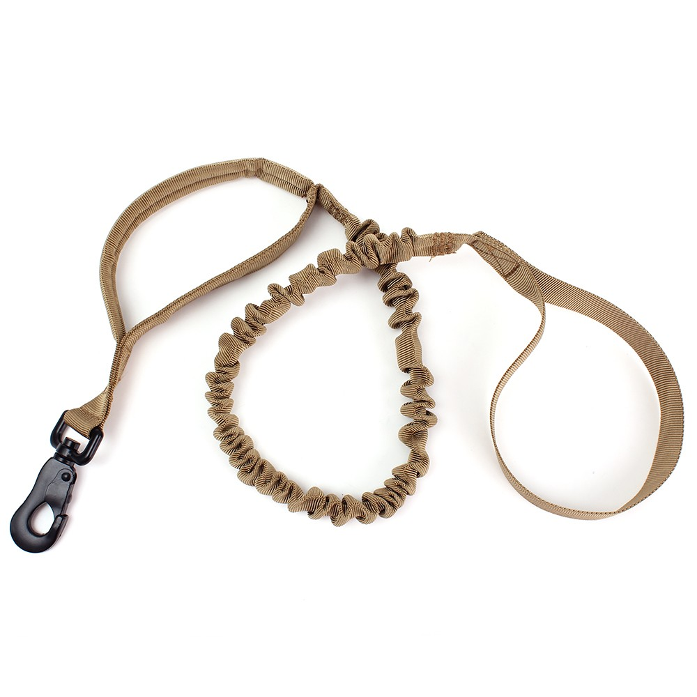 1000D Tactical Dog Leash Dog Leashes Camouflage Cushion Dog Chain Collar Training Dog Rope Tactical Dog Leash