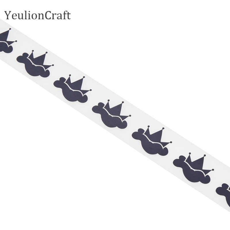 YeulionCraft 100x3 ซม.เลเซอร์สะท้อนแสงสติกเกอร์เทปความร้อนร้อนฟอยล์ฟิล์มไวนิลสำหรับ DIY บนผ้า