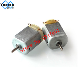 10pcs Micro 130 pony up to four drive dc motor small motor production of 3V-6V image
