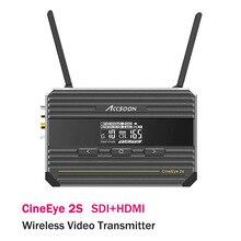 Accsoon – transmetteur vidéo sans fil CineEye 2s SDI, Transmission dimage et vidéo à double Interface, compatible HDMI, pour caméra et téléphone