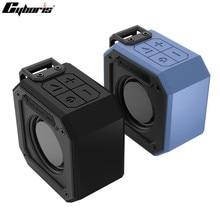 цена на Cyboris IPX7 15W Waterproof Bluetooth Speakers Portable Wireless TWS Stereo Bass Speaker Audio DSP Sound TF Speaker with MIC/AUX