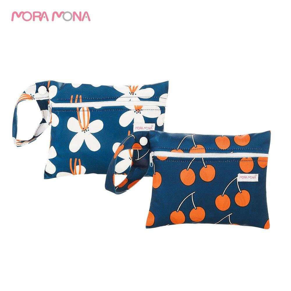 Mora Mona Fashion Mini Travel Storage Bag Waterproof Bag For Cosmetics