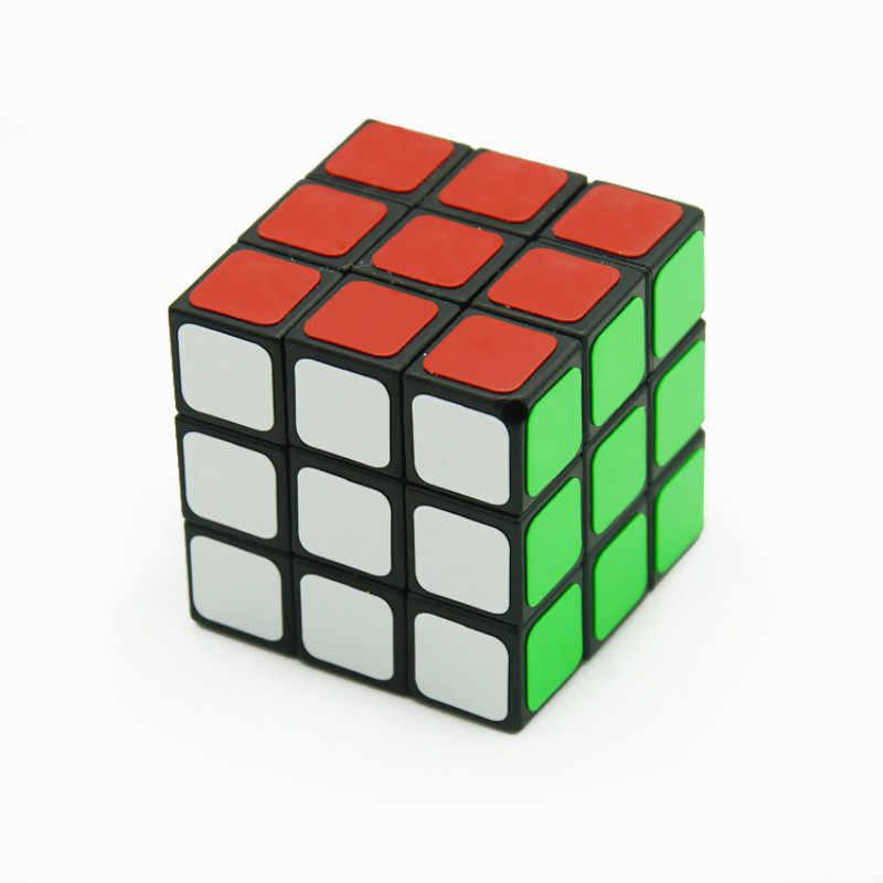 Lefang 3 см магический нео-куб 3x3x3 3-уровневый мини-куб детский Интеллектуальный пазл дешевый подарок Обучающие игрушки для детей