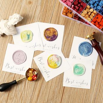 Ogień malowanie pieczęć wosk pigułki ziarna pieczęć woskowa koraliki na pieczęć koperta ślubna woskowa pieczęć pieczęć woskowa pieczęć tabletka pigułka koraliki tanie i dobre opinie CN (pochodzenie) Wax Seal Beads lacquer wax dekoracja