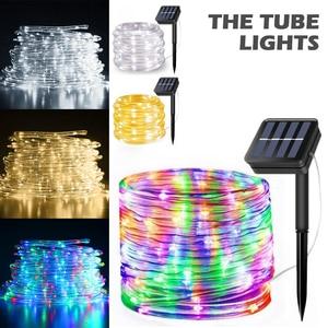 12M 100LED String Lights PVC W