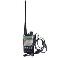 מכשיר הקשר Baofeng-BF-UV5RE ווקי טוקי Portable Dualband 128Ch דו כיוונית אלחוטית Comminication רדיו FM מכשיר הקשר ???????? ??? ????? (3)