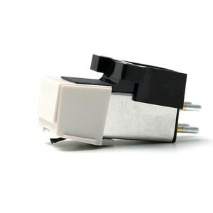 Image 5 - Cartouche magnétique stylet LP vinyle aiguille tourne disque tête denregistrement Audio remplacement stylet lecteur daiguille pour lecteur de disque vinyle