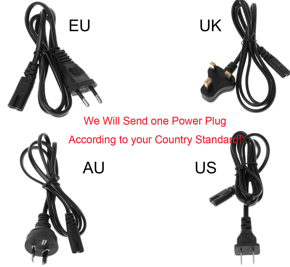 yan AC Adapter Battery Power Supply Charger Cord for Canon LEGRIA HF R506 Camcorder