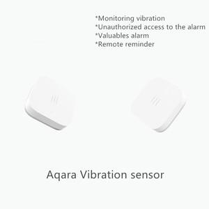 Image 2 - Aqara Vibaration Sensor And Sleep Sensor Valuables Alarm Monitoring Vibration Shock Work With Smart Home App