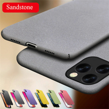 NOWAL Luxury Sandstone Matte Case For iPhone