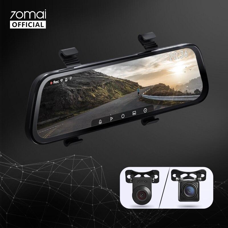 Wideorejestrator 70MAI Lusterko z kamerą cofania z Polski za $59.59 / ~237zł