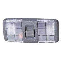 Универсальные Внутренние светодиодные лампы белый светодиодный высокий свет авто салон автомобиля транспортного средства куполообразная крыша потолочная лампа для чтения