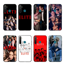 NBDRUICAI Spanish TV Elite Bling Cute Phone Case For OPPO Realme 5 3 2 Pro F7 F9 F11 F3 RENO Cover(China)