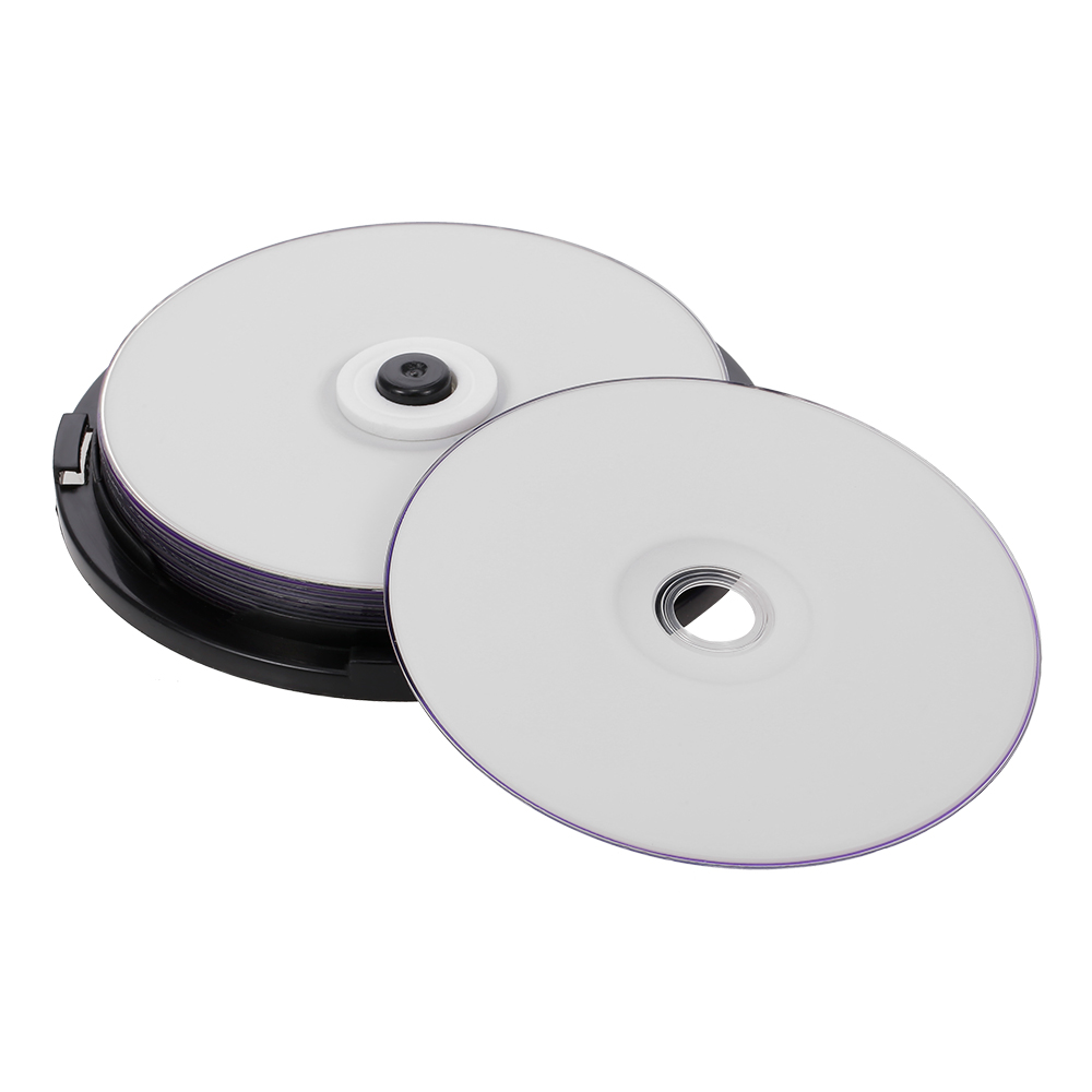 25PCS 215MIN 8X DVD+R DL 8.5GB Blank Disc Customizable DVD Disk For Data & Video 5