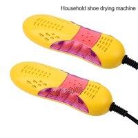 Máquina de secagem ultravioleta da sapata do agregado familiar da luz do esterilizador da sapata para o secador 10w da bota das sapatas 220 v (50 hz/60 hz)