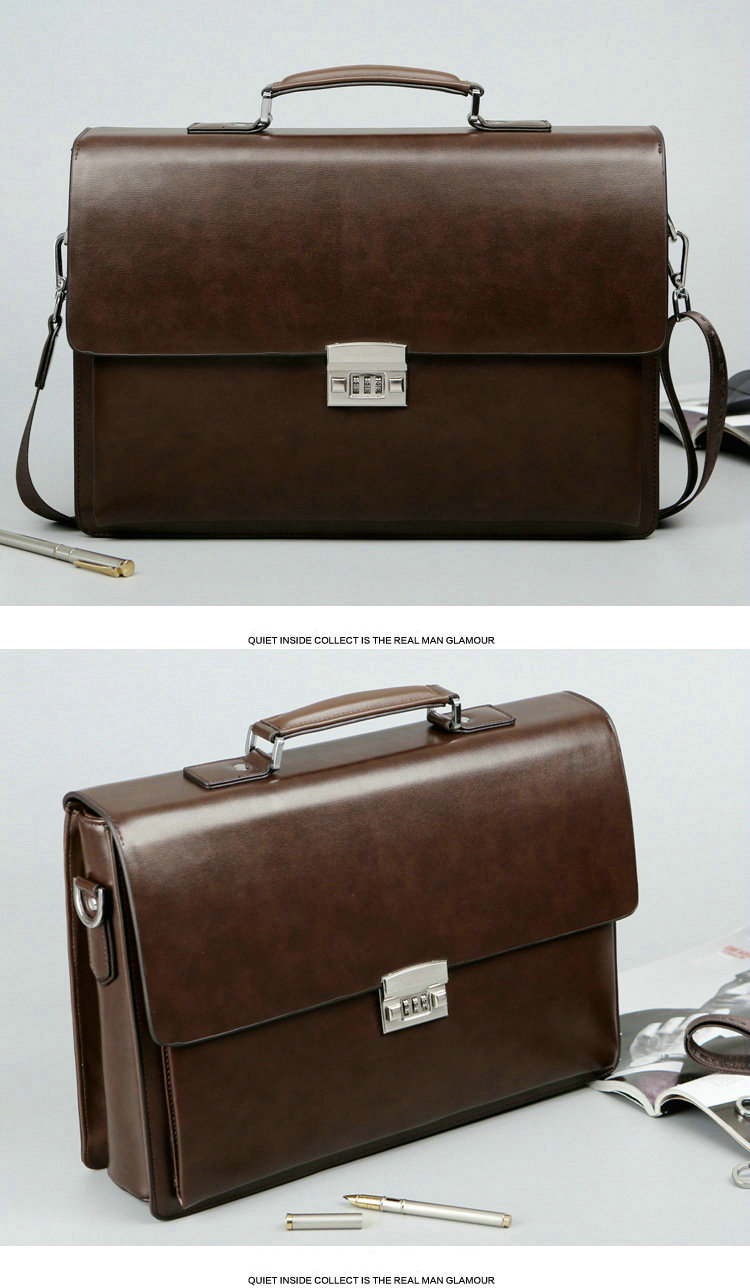 Ha1456d8c0c574d939a3f91de917ab38cd 2019 Business Man Bag Theftproof Lock Cowhide Leather Briefcase For Man Solid Bank OL Mens Briefcase Bag Dress Man Handbag