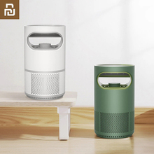 QIAOQINGTING Smart USB Electric Mosquito Killer Lamp Pro LED Light Insect Trap Mosquito Repellent Timing For Xiaomi Home APP