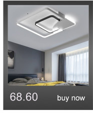 Ha145df85333d4c408adc8958b4819df7B Bedroom Living room Ceiling Lights Lamp Modern lustre de plafond moderne Dimming Acrylic Modern LED Ceiling lamp for bedroom