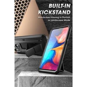 Image 3 - SUPCASE funda para Samsung Galaxy A20 /A30 carcasa UB Pro de cuerpo completo, funda resistente con Protector de pantalla incorporado y soporte de apoyo