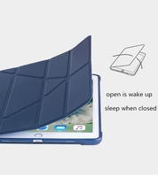soft tpu Case for iPad Pro 9.7 iPad 9.7 case 2018 cover with pencil slot For iPad Air 2 case TPU Silicone soft bottom tablet case 2017 (5)