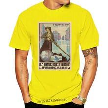 Vietnam - L'Indochine Francaise - tonkin - Baie d'Along (Jos Henri Ponchin c. 1931) - Vintage Ad 64107 (Black T-Shirt Large)