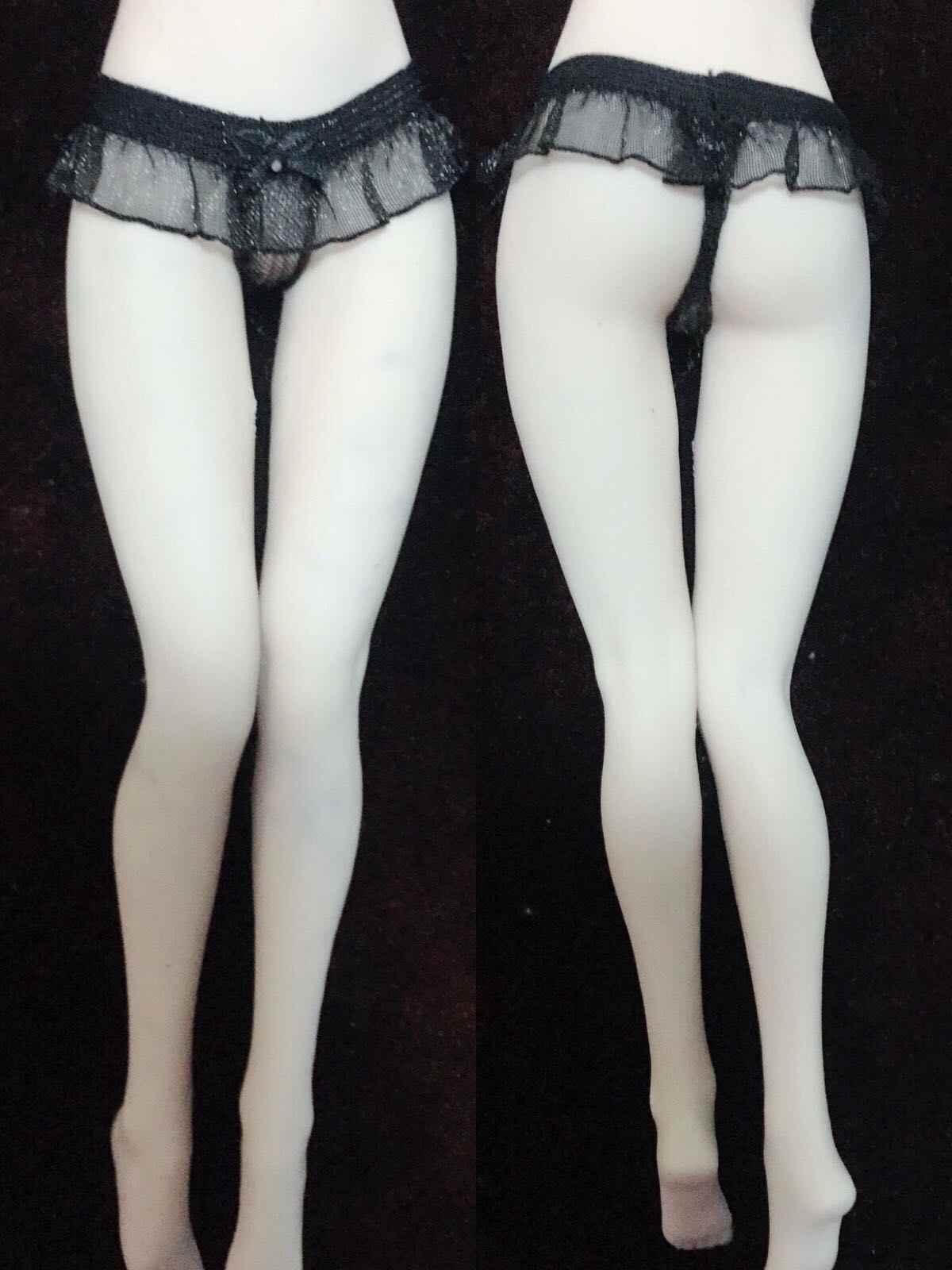 1/6 skala kobiet żołnierz Sexy niskiej talii t-back kalesony odzież dla 12in Phicen Tbleague figurka akcesoria