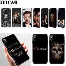 IYICAO The Originals Vampire Soft Silicone Case for