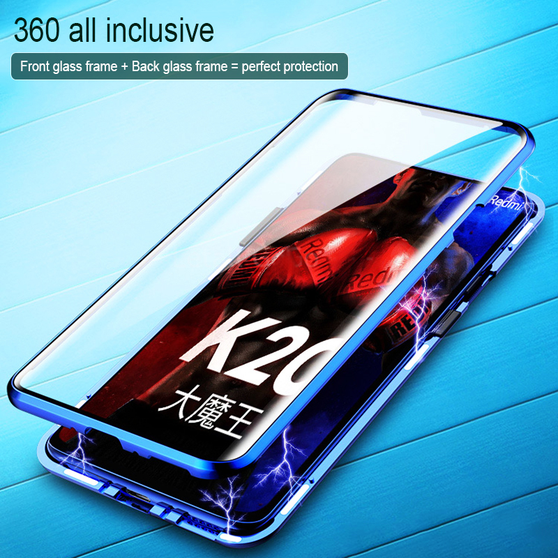 Magnetic-Metal-Case-For-redmi-k20-pro-Note-7-Cover-For-xiaomi-Mi-9-SE-CC9 (4)