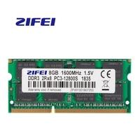 ZiFei-módulo de memoria ram DDR3 para portátil, 8GB, 1333MHz, 1600MHz, 1,5 V, 204 Pines, SO-DIMM