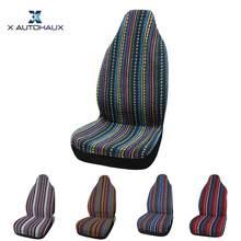 X cobertor automotivo para assento, cobertor automotivo universal para assento, para caminhão, suv, automóveis, decoração de assento para carro capas para capas
