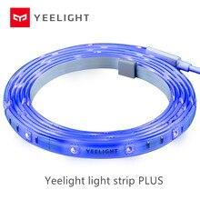 Yeelight RGB רצועת אינטליגנטי אור להקת חכם בית טלפון App Wifi אור צבעוני כבש LED 2M 16 מיליון 60 נוריות