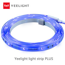 Yeelight RGB şerit akıllı ışık bandı akıllı ev telefon App Wifi ışık renkli kuzu LED 2M 16 milyon 60 led