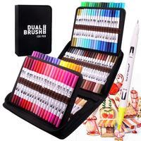 Цветные фломастеры для скетчей и рисования