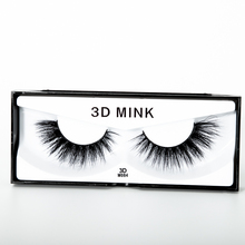 Natural Long 3D Real Mink Lashes Lasting Eyelashes Handmade Strip False Eyelash Makeup Fur Thick Eye Lash