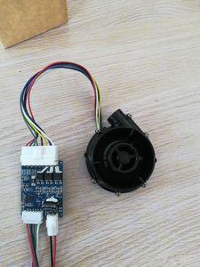 Бесщеточный двигатель постоянного тока drived BLDC вентилятор 12 В/24 В постоянного тока высокая скорость с ШИМ управлением CPAP вентилятор дыхател...