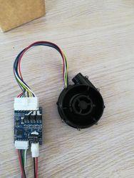 DC Bürstenlosen motor drived BLDC Gebläse Fan 12V/24V DC Hohe Geschwindigkeit Mit PWM control CPAP gebläse fan atmen maschine gebläse