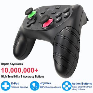 Image 5 - Game  Controller For Switch Console with 6 Axis  Wireless Bluetooth Gamepad For Nintendo Switch Pro Controller NS Switch